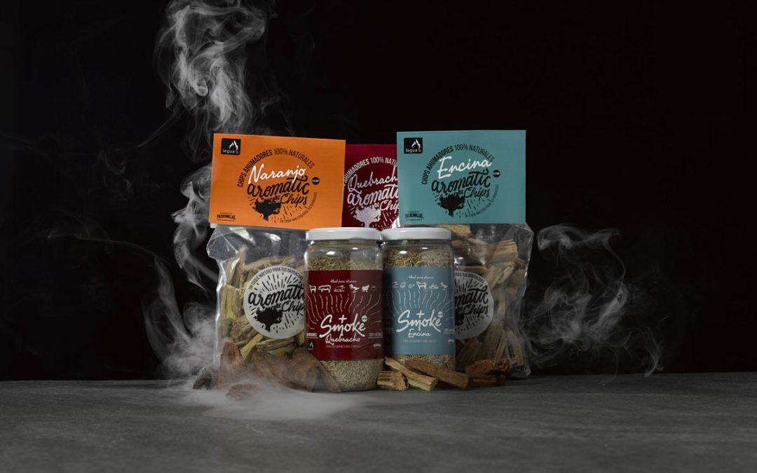 NUEVA GAMA PARA AHUMAR: SMOKE & FOOD