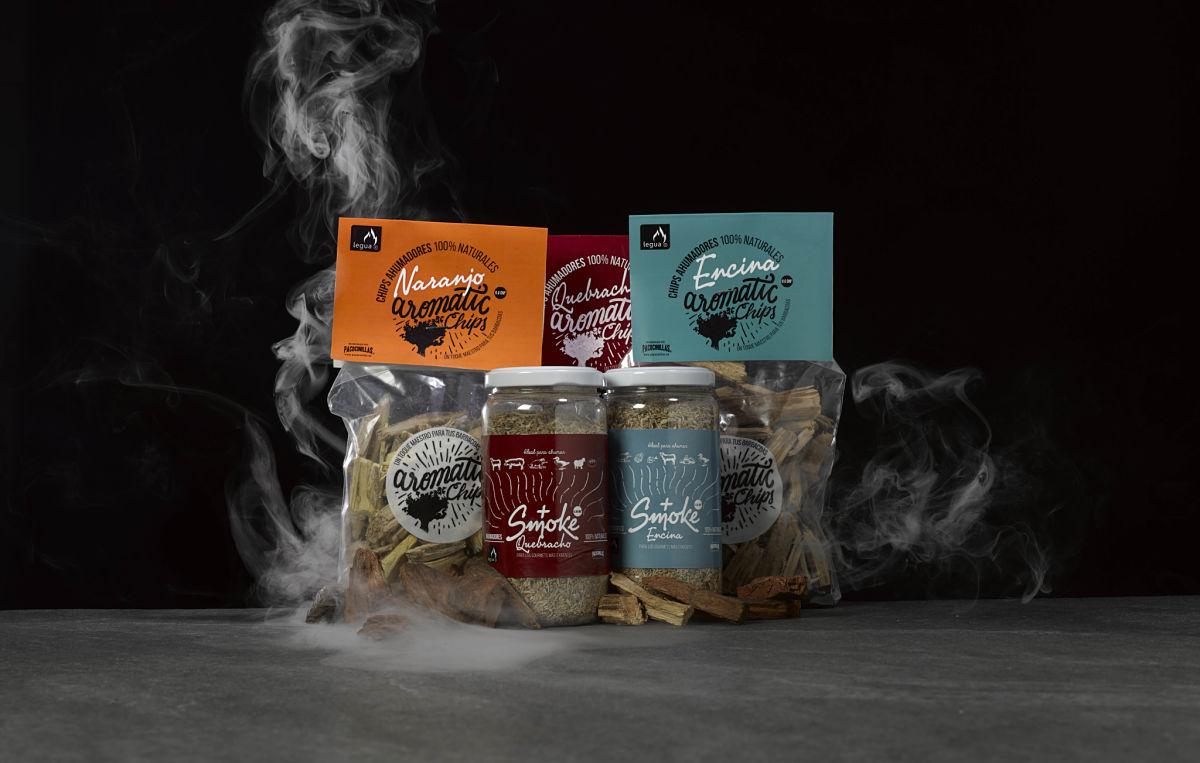 Comprar nueva gama Smoke & Food