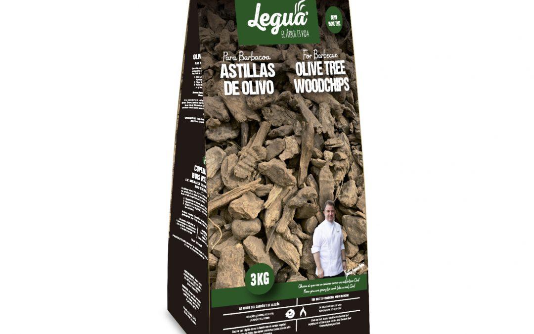 ASTILLAS DE OLIVO, ALTERNATIVA AL CARBÓN VEGETAL