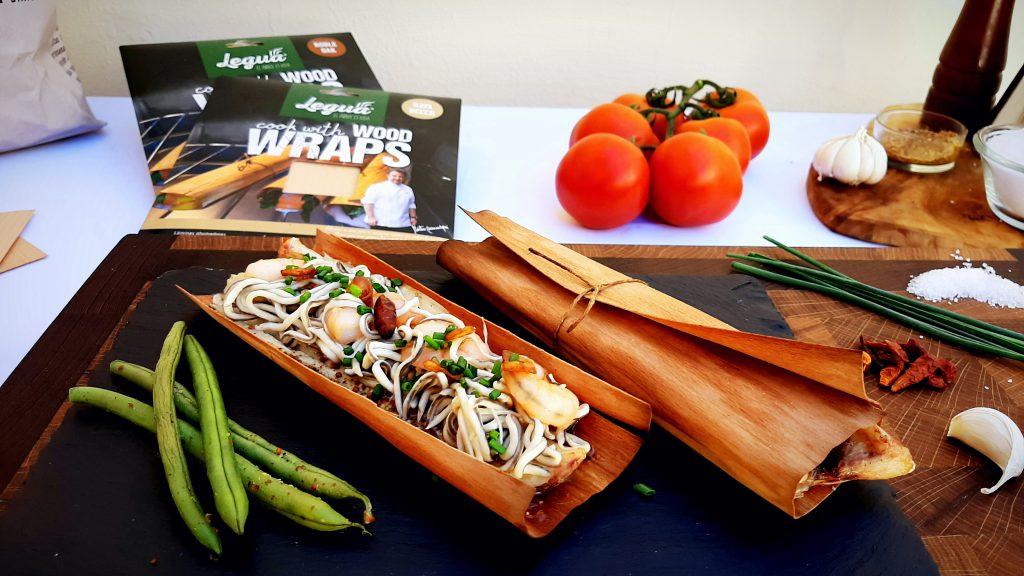Con los Wood Wraps conseguirás una esencia única en tus alimentos.