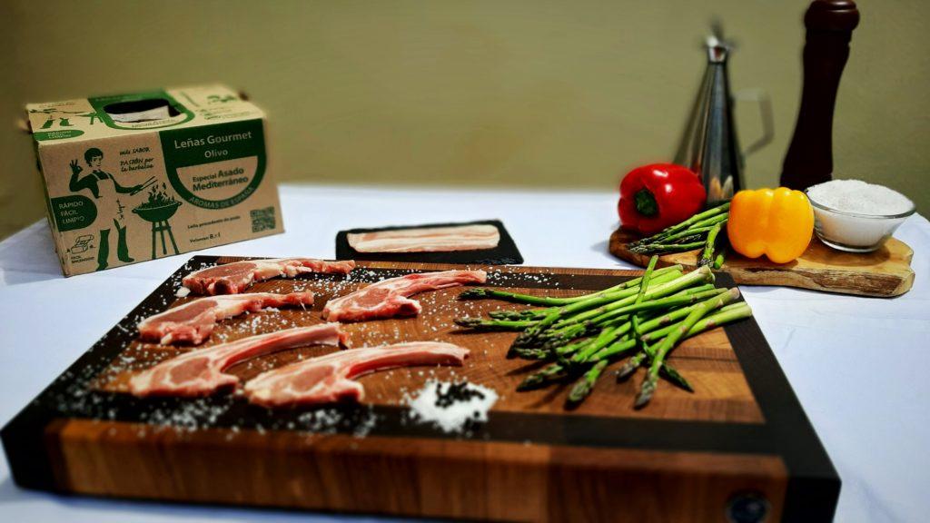 Cocina con Leñas Gourmet de Legua