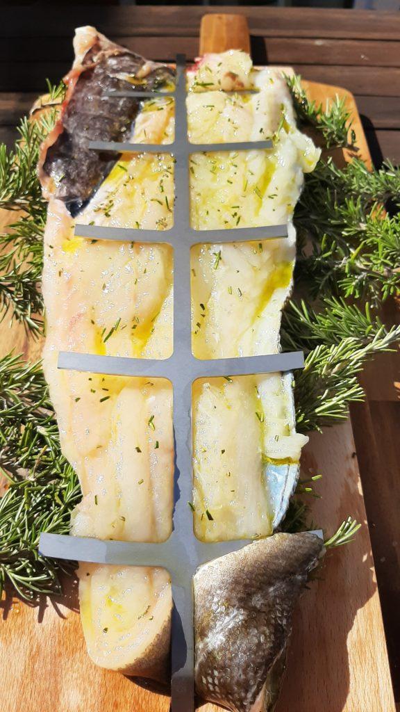 Cocina con kit mi paella Legua