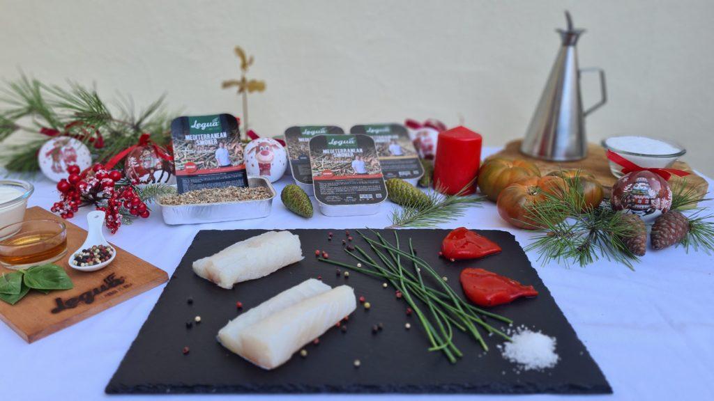 Cocina con mediterranean smoke de Legua