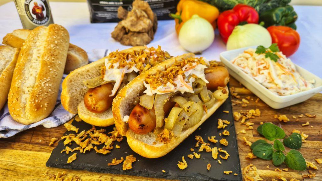 Cocina con astillas de olivo de Legua