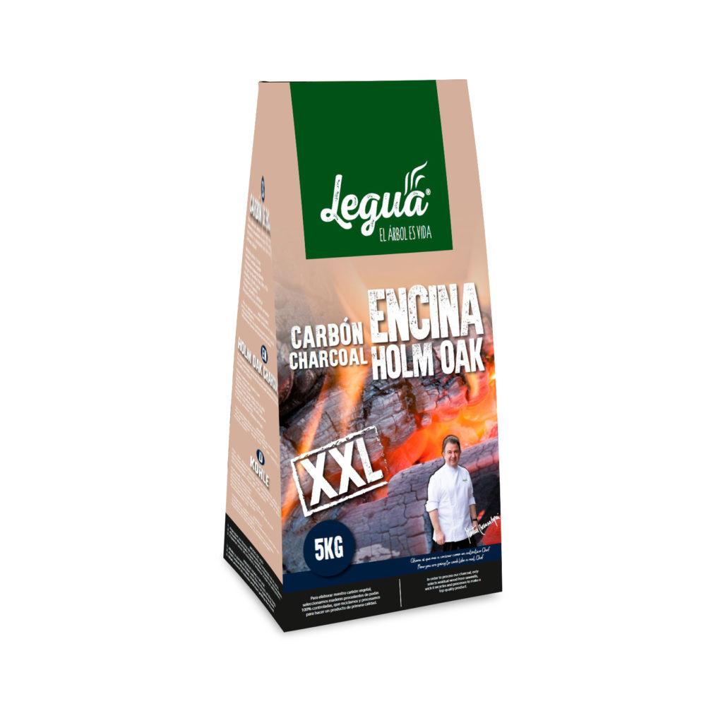 Carbón de Encina XXL 5kg Legua