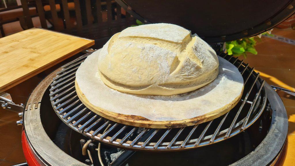 Cocina con carbón de quebracho de Legua